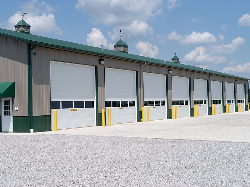 C.H.I. Overhead Doors - Insulated Sandwich Doors