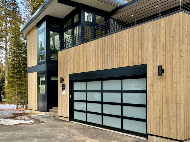 C.H.I. Overhead Doors - Full-View Aluminum